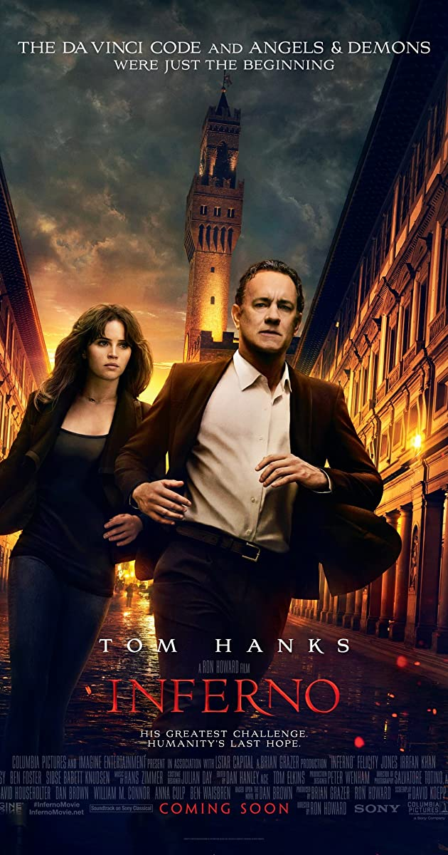 Bluray Inferno 2016 Online Movie Watch