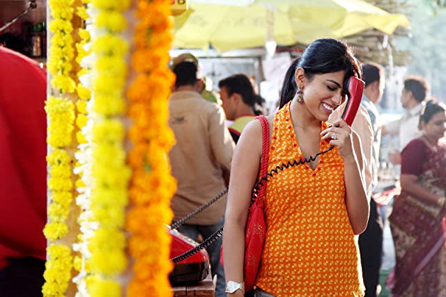 Shriya Saran in The Other End of the Line (2008)