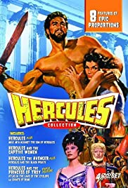 Hercules the Avenger Poster
