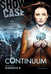 Continuum - Season 3 (2015) poster