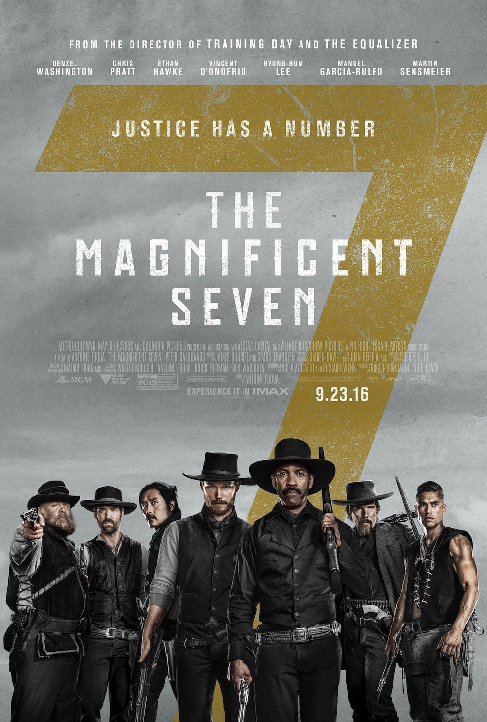 The Magnificent Seven 2016 Hindi Dubbed