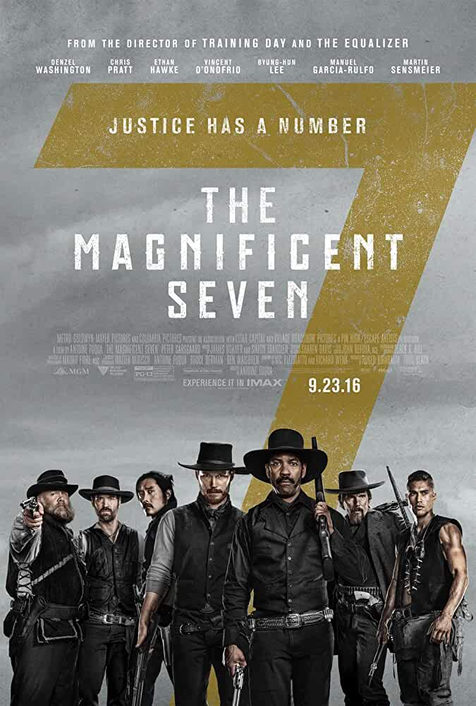 The Magnificent Seven 2016 Free Movie Download HD 720p