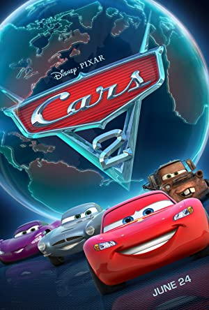 Cars 2. (2011) Download on Vidmate