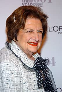 Helen Thomas Picture