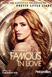 Famous Love tv poster