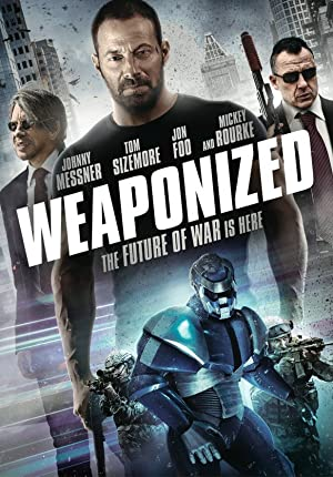 Weaponized Legendado Full HD 1080p