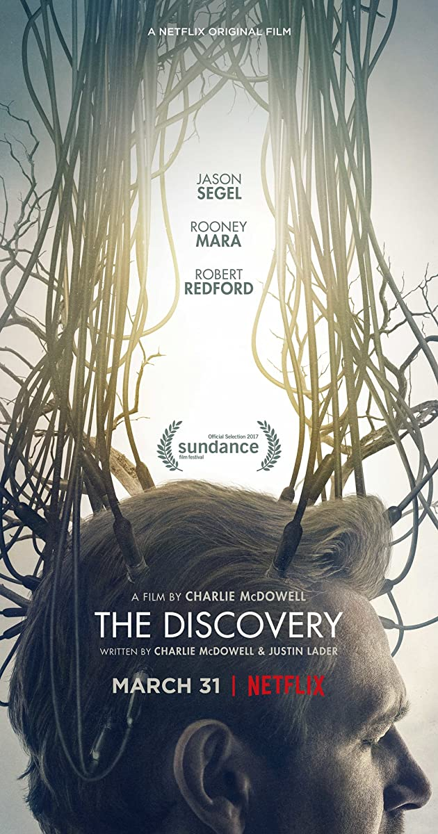 the discovery The movie the discovery: trailer, clips, photos, soundtrack, news and much more.