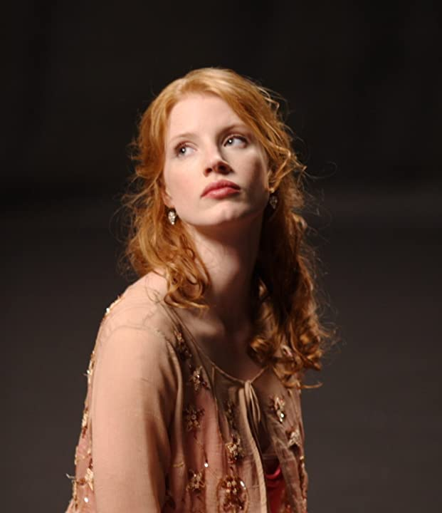 Jessica Chastain as Salome