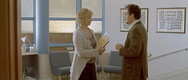 Mohamed Fellag and Danielle Proulx in Monsieur Lazhar (2011)
