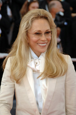 Faye Dunaway at To Each His Own Cinema (2007)