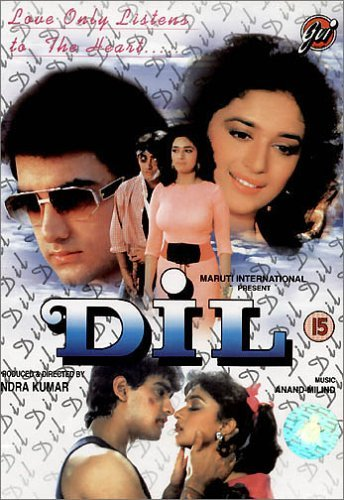 Dil 1990 Hindi Full Movie Download DVDRip 700MB