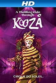 A Thrilling Ride Through Kooza Poster