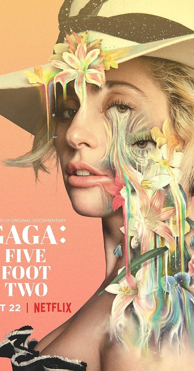 Gaga: penkios pėdos ir du coliai online