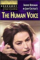 Image of The Human Voice