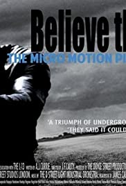 Believe the Magic Poster