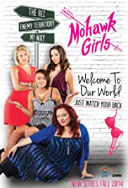 Mohawk Girls Series poster