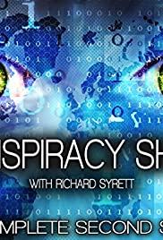 The Conspiracy Show with Richard Syrett Poster