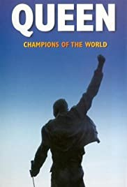 Queen: Champions of the World Poster