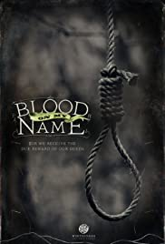 Blood on My Name Poster