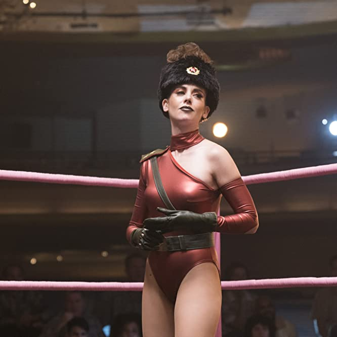 Alison Brie in GLOW (2017)