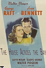 The House Across the Bay(1940) Poster - Movie Forum, Cast, Reviews