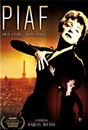 Piaf: Her Story, Her Songs Poster