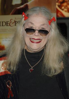 Sylvia Miles at Pride & Prejudice (2005)