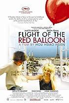 Le voyage du ballon rouge (2007) Poster
