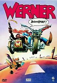 Werner - Beinhart! Poster
