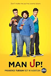 Man Up Poster - TV Show Forum, Cast, Reviews