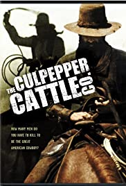 The Culpepper Cattle Co. Poster