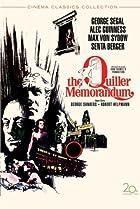 Image of The Quiller Memorandum