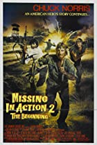 Image of Missing in Action 2: The Beginning
