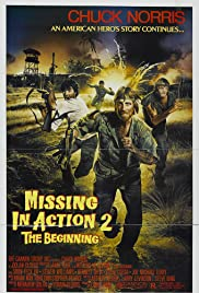 Missing in Action 2: The Beginning Poster