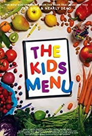 The Kids Menu Poster