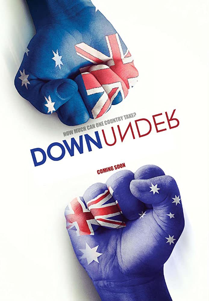 Down Under 2016 720p HEVC BluRay 300MB Movies