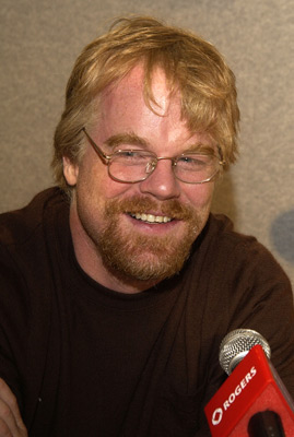 Philip Seymour Hoffman at an event for Love Liza (2002)