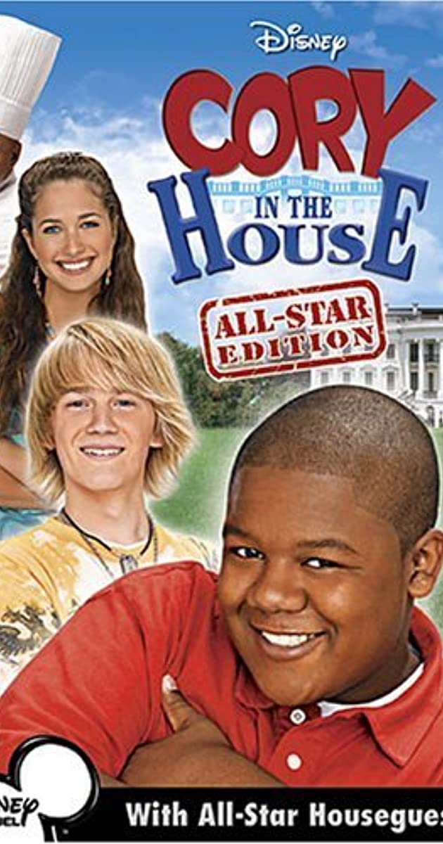Cory In The House TV Series 2007 2008
