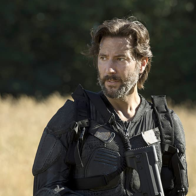 Henry Ian Cusick in The 100 (2014)