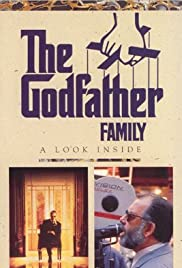 The Godfather Family: A Look Inside (1990) Poster - Movie Forum, Cast, Reviews