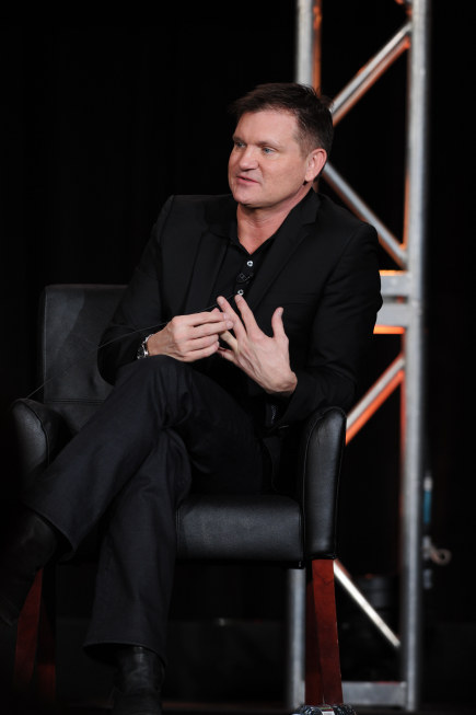Kevin Williamson in The Following (2013)