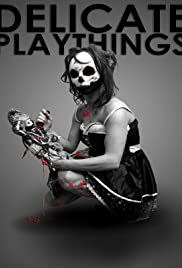 Delicate Playthings Poster