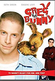 Greg the Bunny Poster