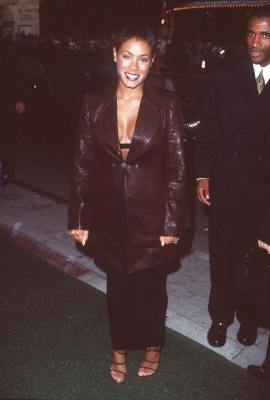 Jada Pinkett Smith at an event for Return to Paradise (1998)