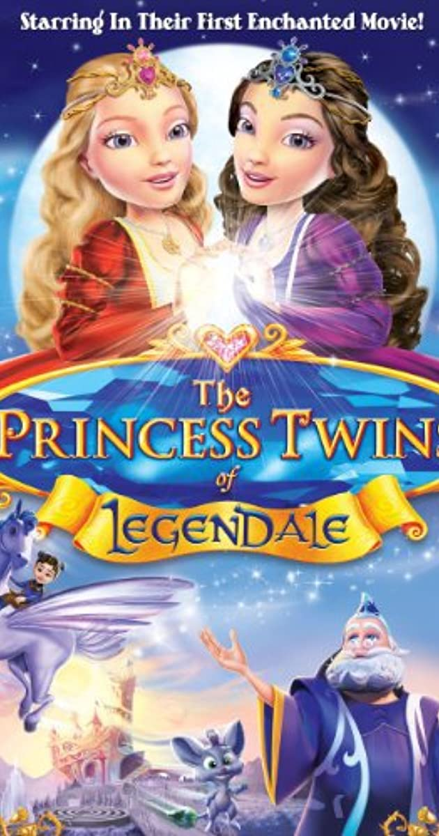 Эльфийские принцессы близняшки смотреть
