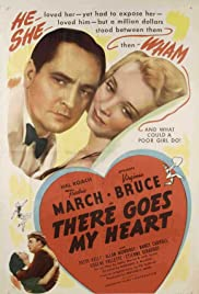 There Goes My Heart (1938) Poster - Movie Forum, Cast, Reviews