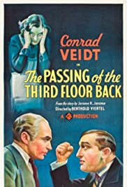 The Passing of the Third Floor Back(1935) Poster - Movie Forum, Cast, Reviews