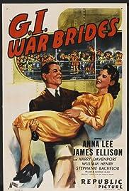 G.I. War Brides Poster