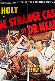 Strange Case of Dr. Meade Poster