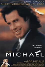 Michael (1996) Poster - Movie Forum, Cast, Reviews